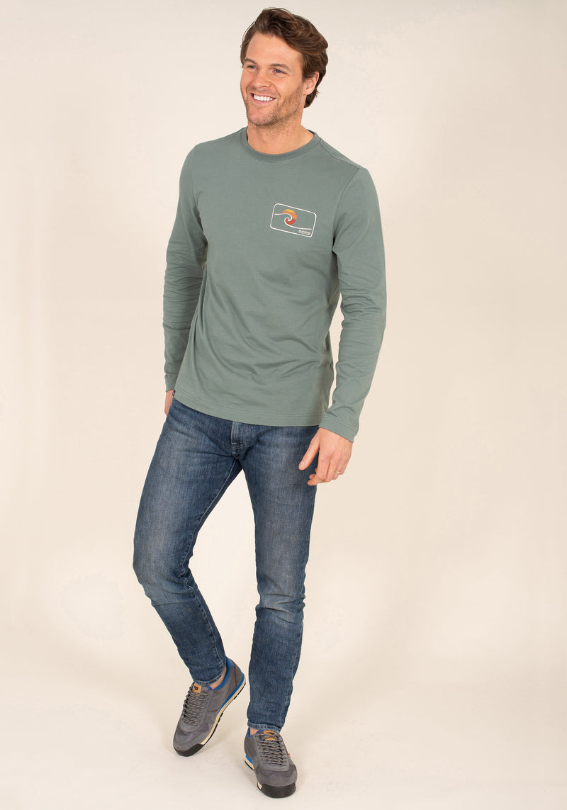 Keeping It Simple Long Sleeve T-Shirt