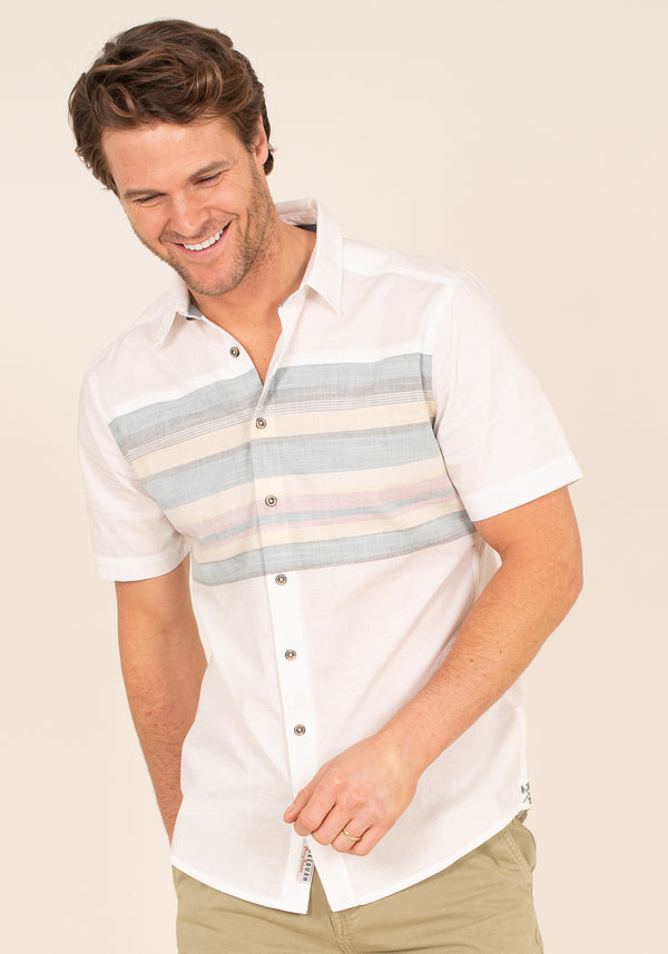 Chest Stripe Shirt