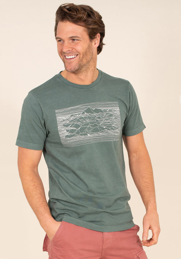 Mountain Graphic T-Shirt