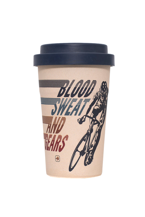 Bike Coffee Cup