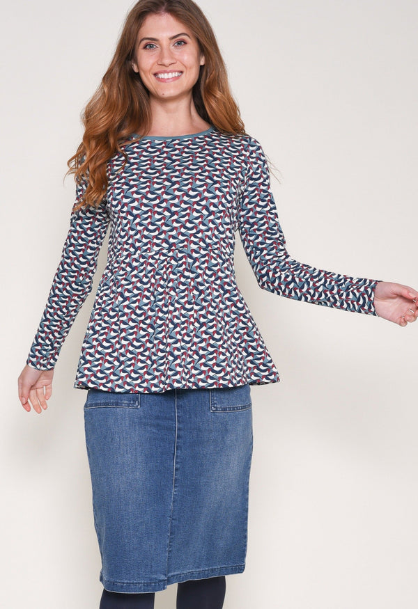 Robins Long Sleeve Top