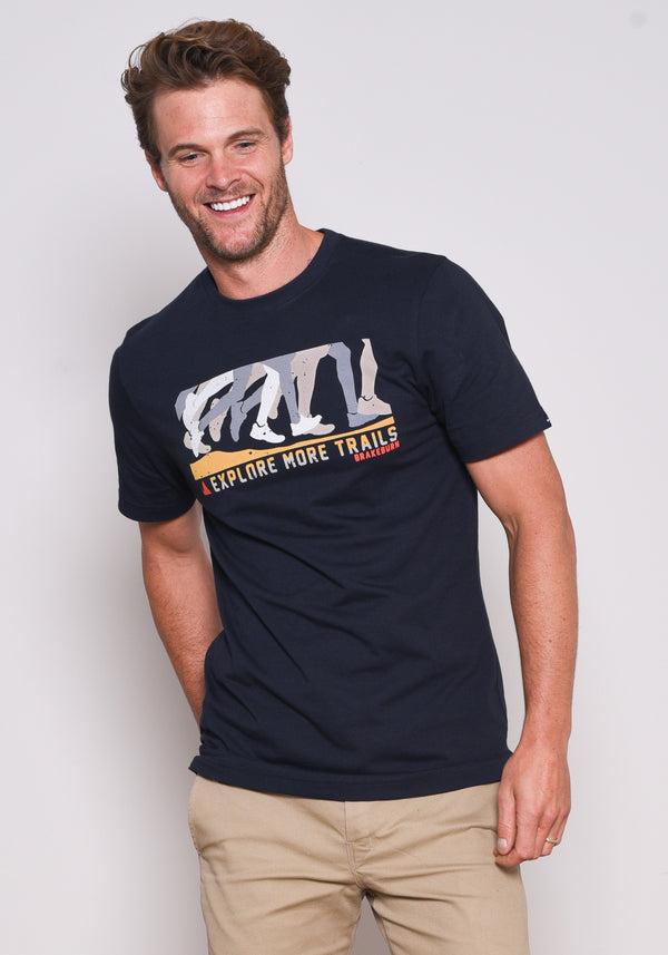Trail Running Tee