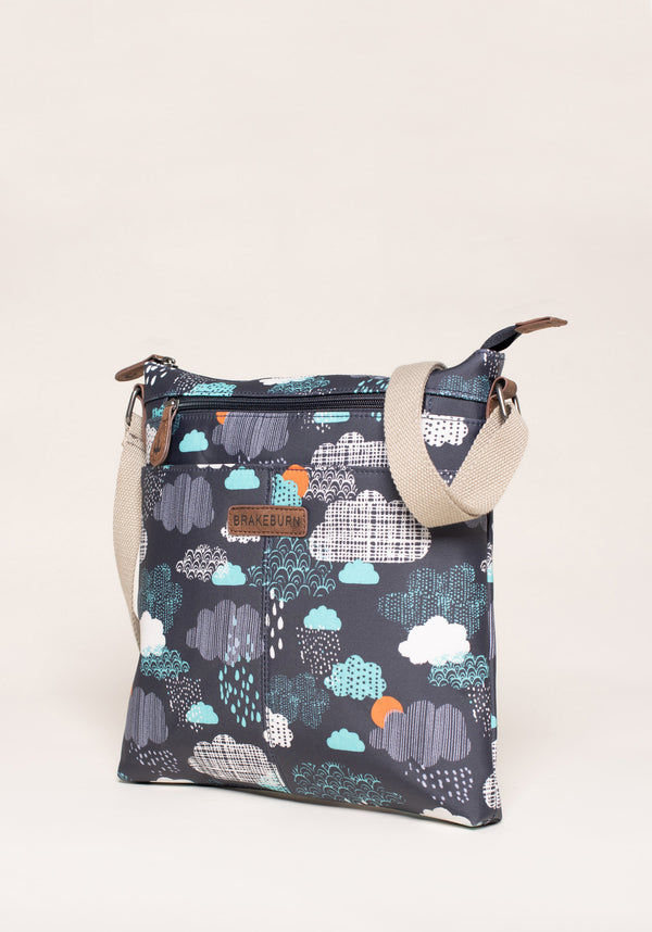 Rain Cloud Cross Body