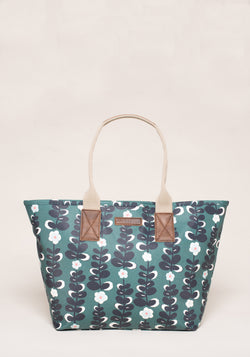 Trailing Flower Tote Bag
