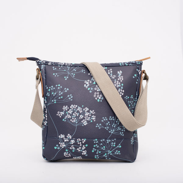 Cow Parsley Cross Body Bag