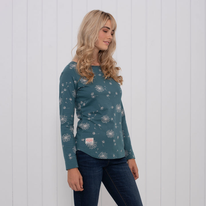 Dandelion Long Sleeve Tee
