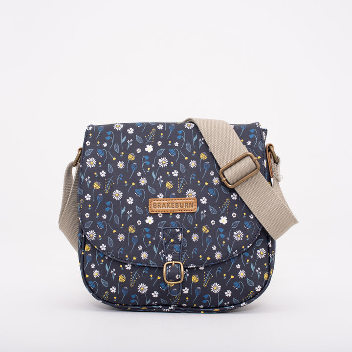 Ditsy Saddle Bag