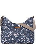 Ditsy Flower Hobo Bag