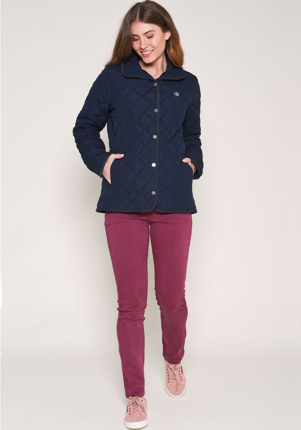 Dorset Quilted Jacket