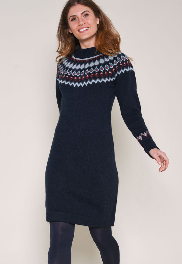 Fairisle Dress