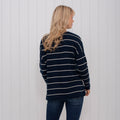 Loose Fit Stripe Jumper