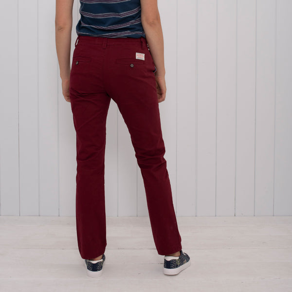 Relaxed Fit Chino