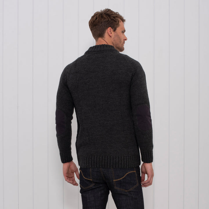 Zip Neck Jumper