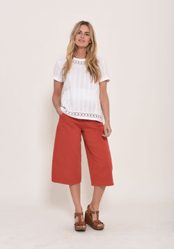 Stretch Culottes