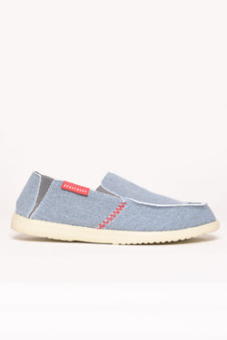 Slip On In Denim Blue