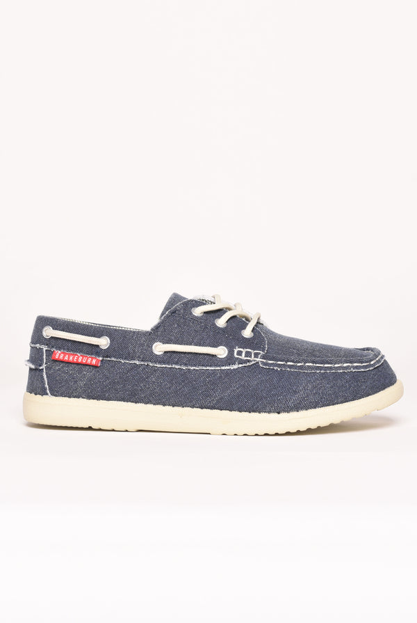 Boat Shoe In Navy
