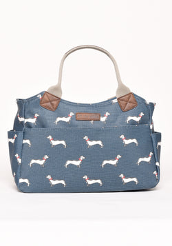 Sausage Dog Day Bag
