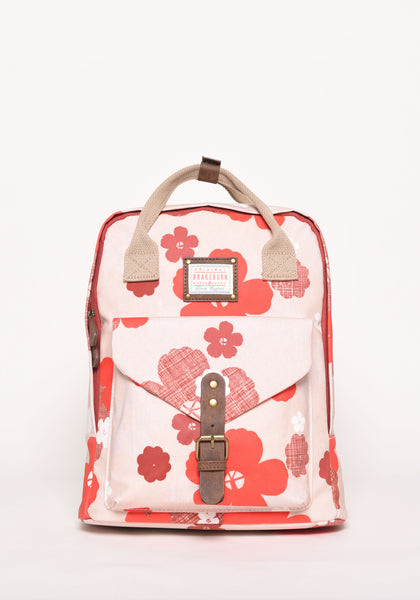 Wild Rose Back Pack