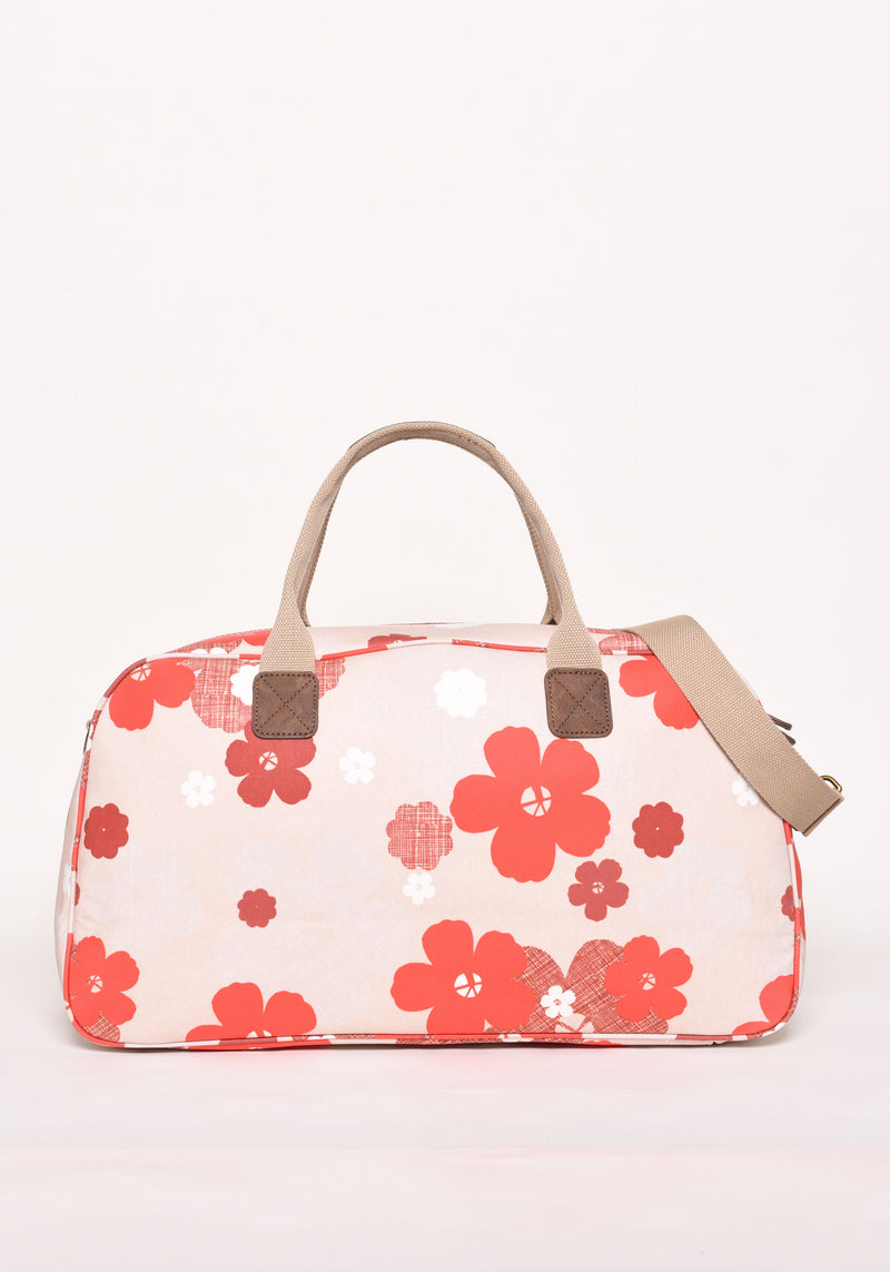 Wild Rose Holdall Bag