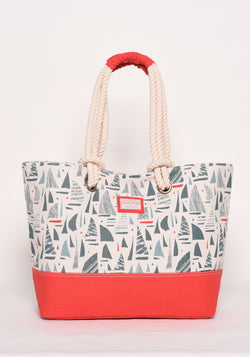 Sails Beach Bag