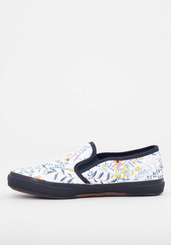 Botanical Slip On Trainers