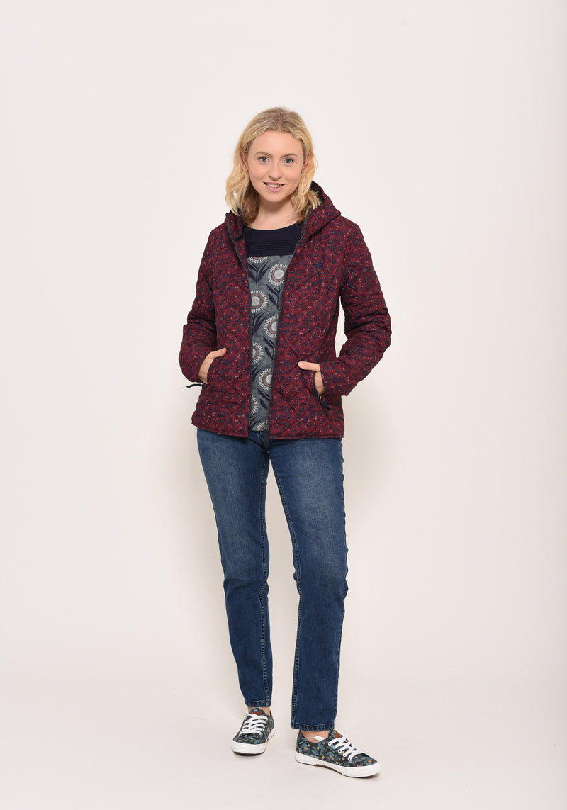 Winter Anemone Jacket