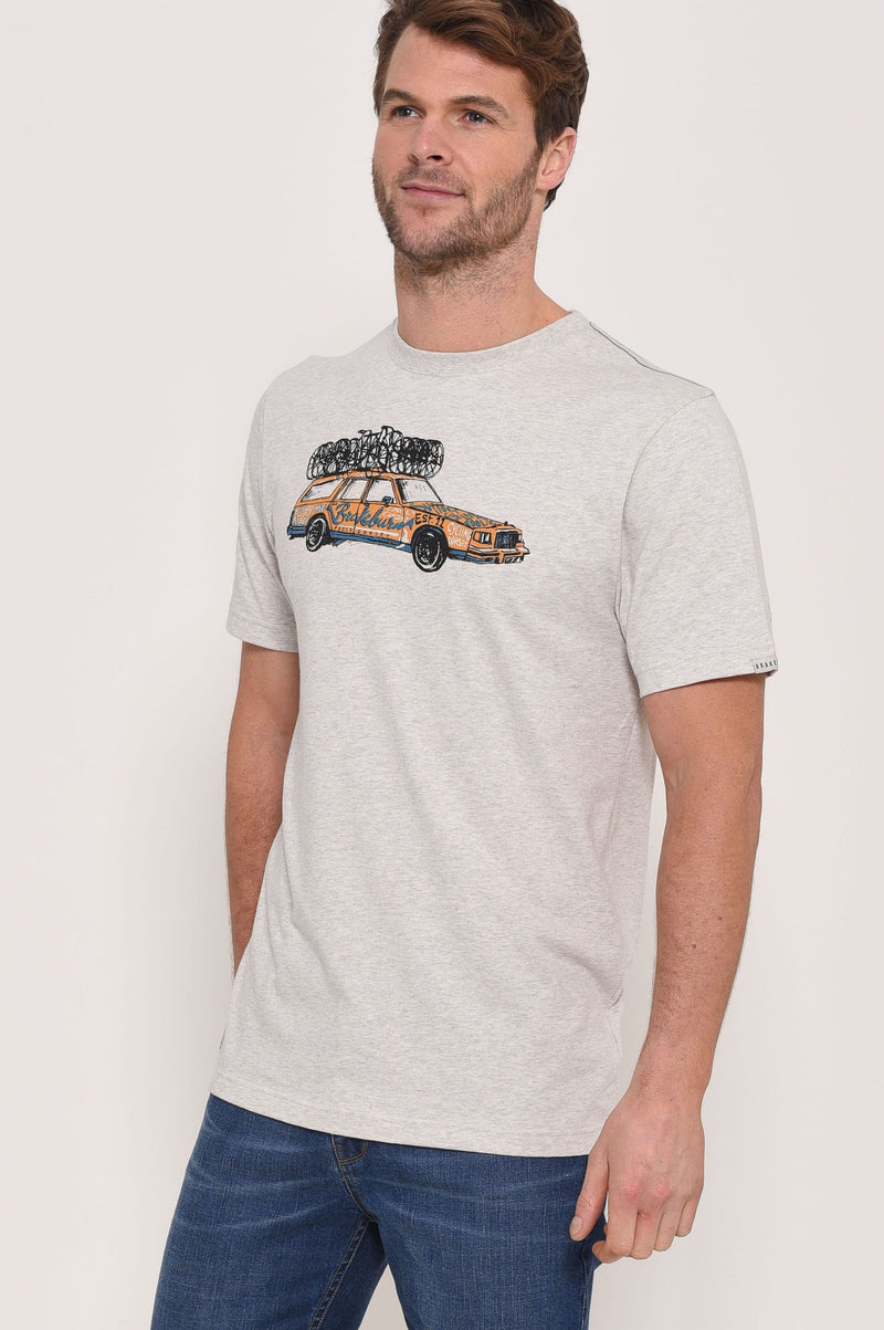 Support Car T-Shirt