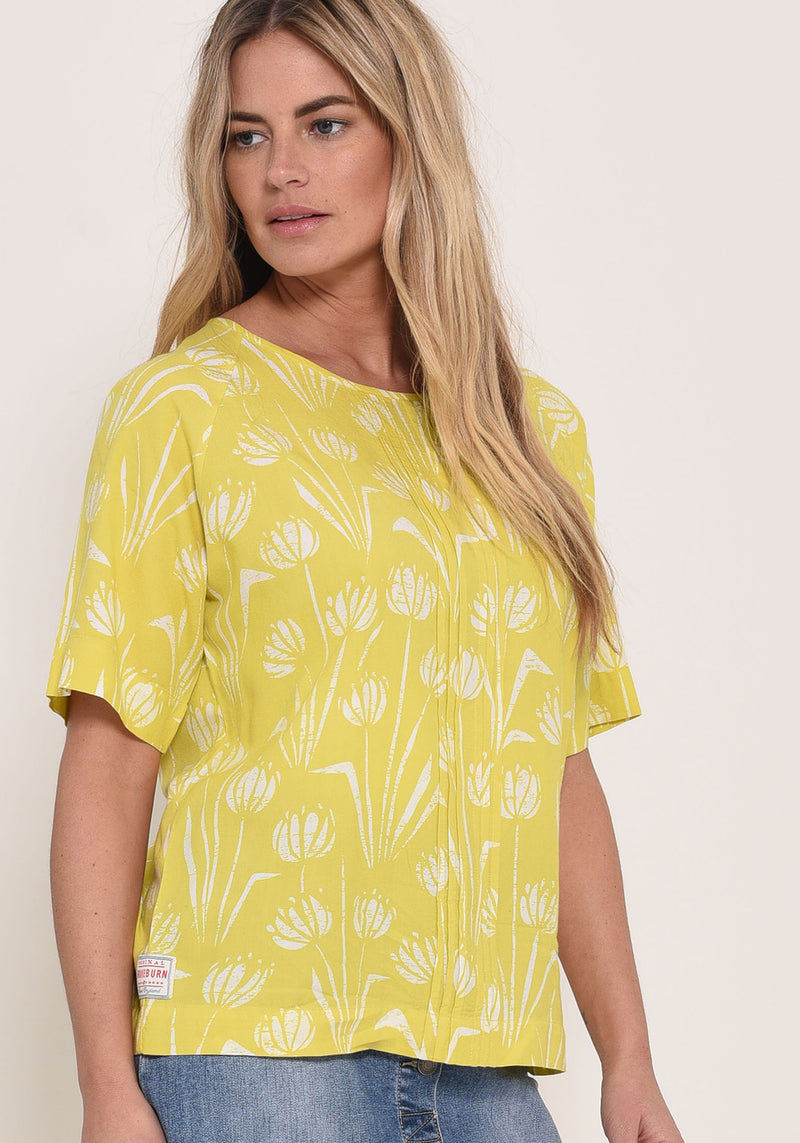 Water Reeds Blouse
