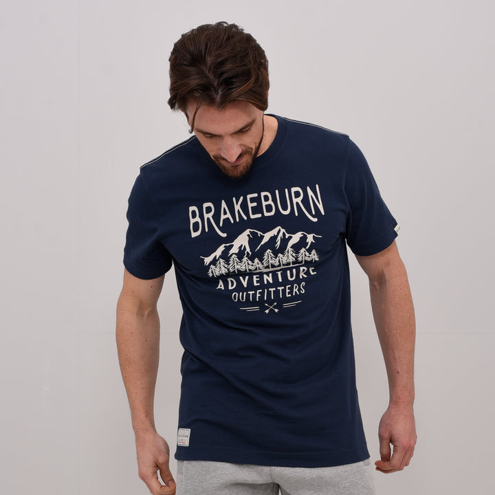 Adventure Outfitters Tee Navy