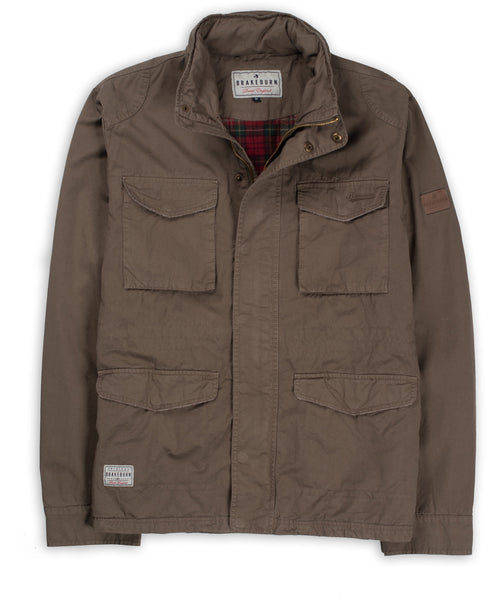 Outdoors Canvas Jacket