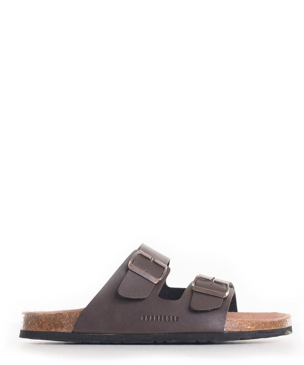 Buckle Sandal Brown