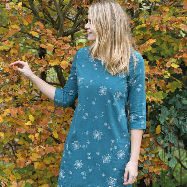 Dandelion Corduroy Dress