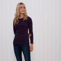 Yarn Dye Long Sleeve Tee