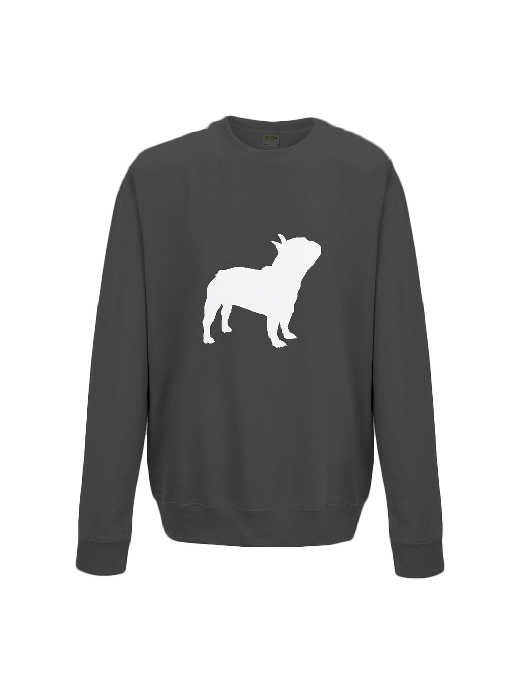 FRENCHIE sweatshirt in black