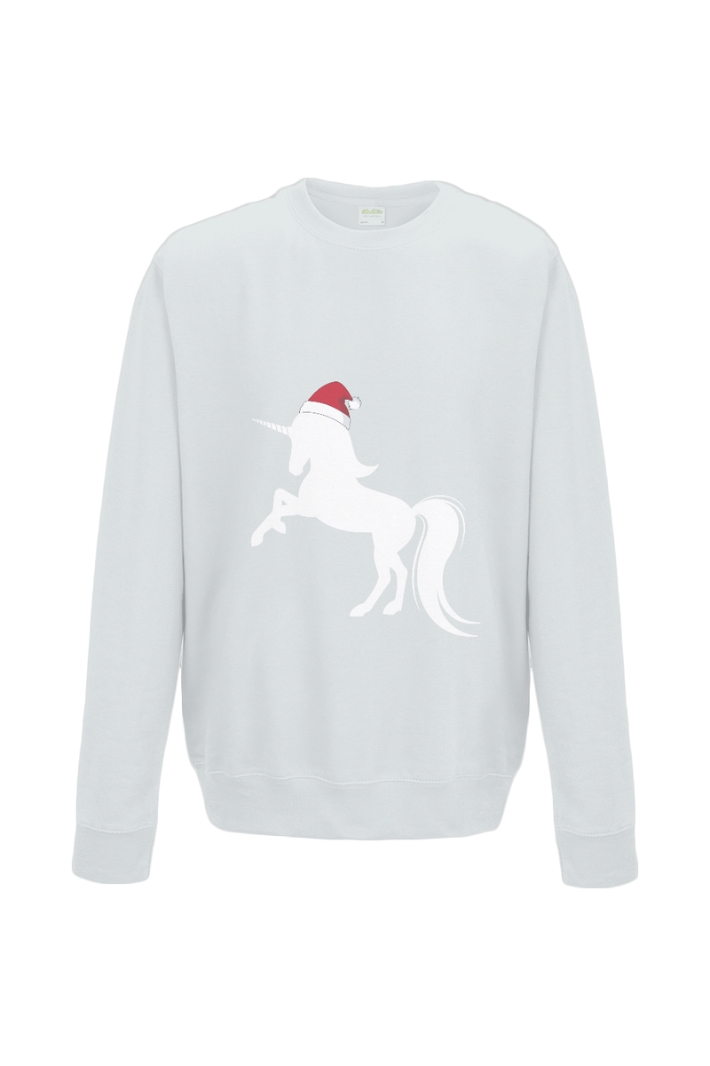 UNICORN christmas sweat in black (more colours)