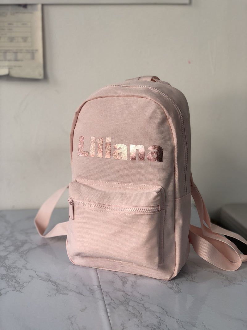 Personalised Kids Backpack