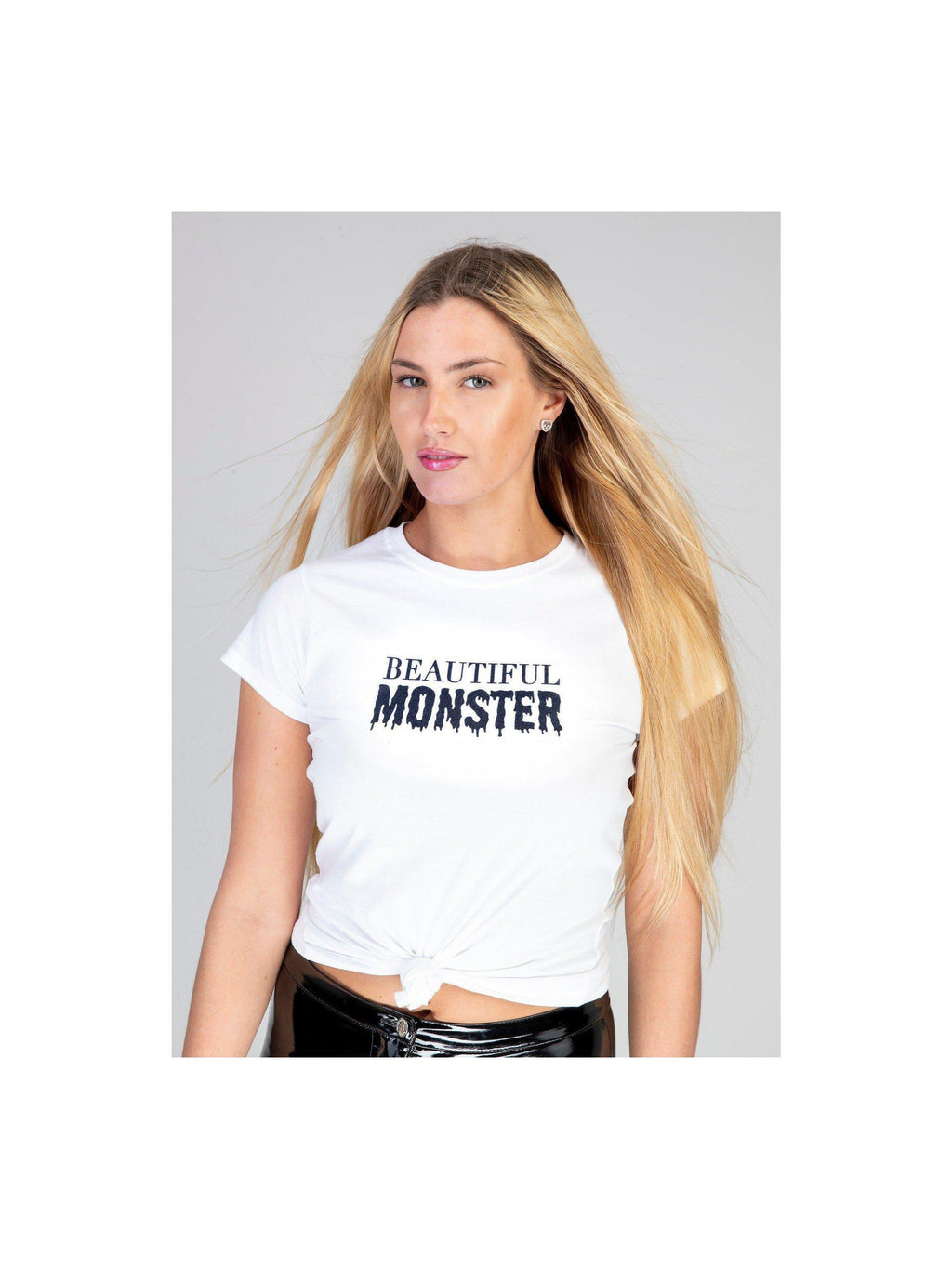 BEAUTIFUL MONSTER t shirt
