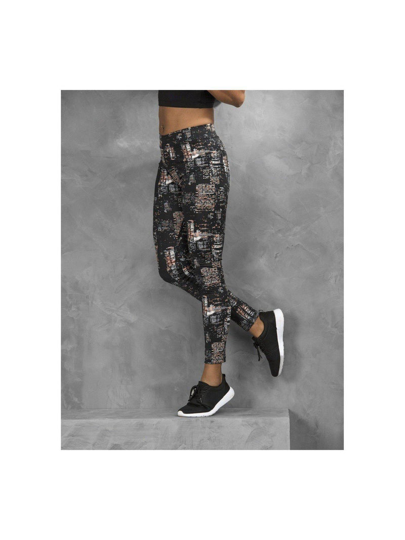 CITY LIGHTS gym leggings