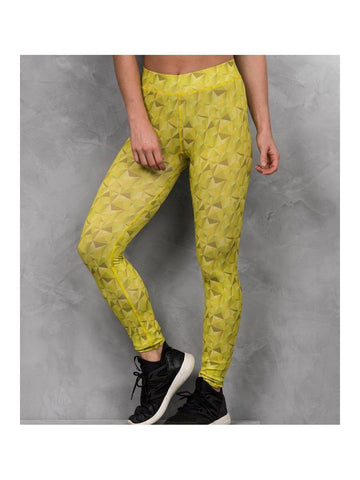 Lemon Lime gym leggings