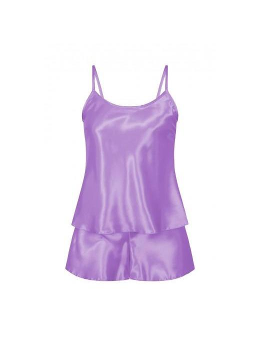 Personalised Satin Cami Set Pyjamas