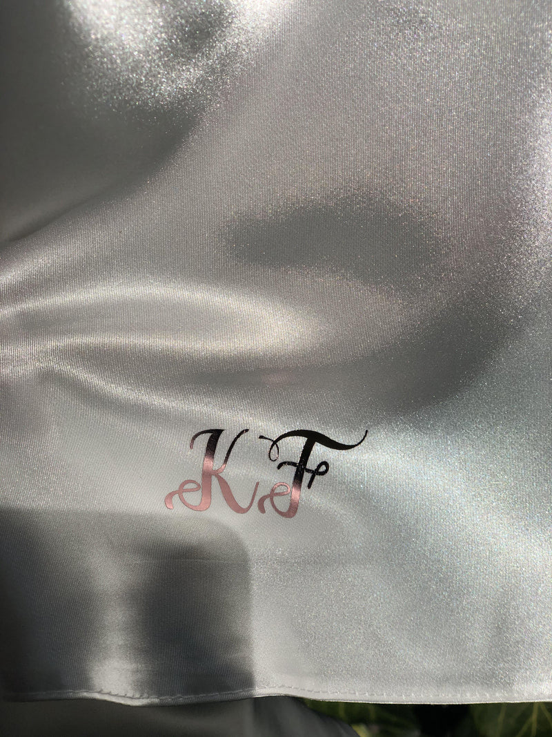 Personalised Satin Pyjamas