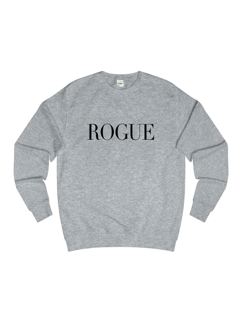 ROGUE sweatshirt in grey