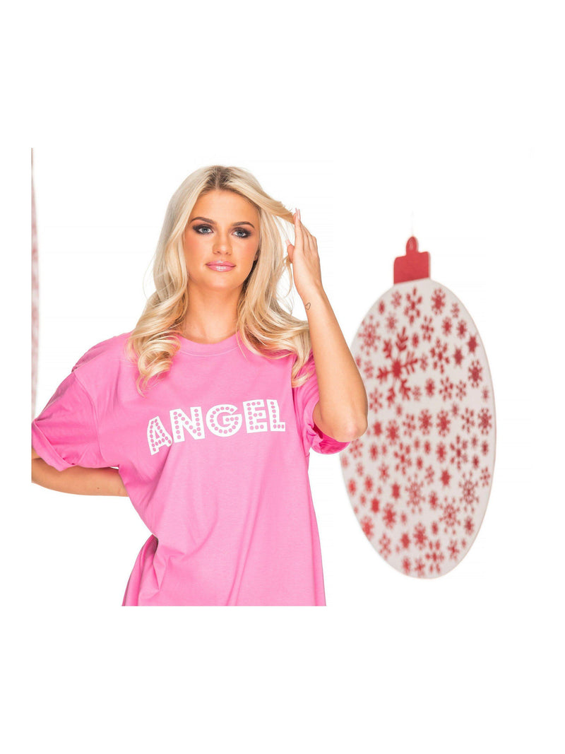 ANGEL Christmas Sleep Tee