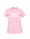BRIDE SQUAD sleep tee