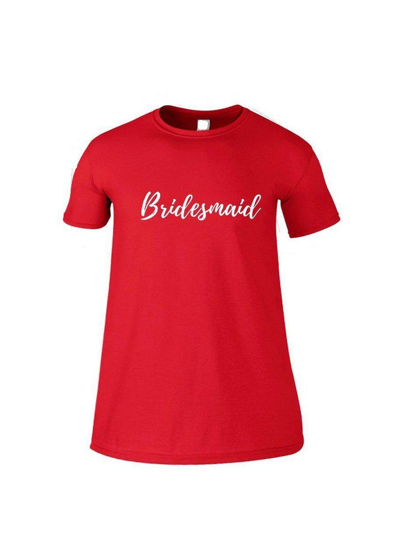 BRIDESMAID sleep tee