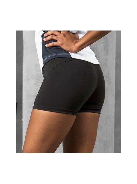 RIRI black Cycling Shorts