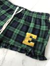 Personalised Varsity Pyjama Set