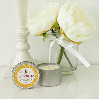 Citronella 100ml Candle Tin