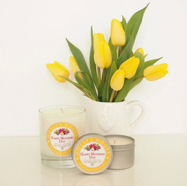 'Happy Mothers Day' Scented Candle