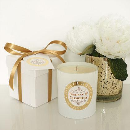Prosecco & Clementine Luxury Scent Candle